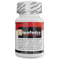 lipofedra bottle
