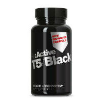 Re Active T5 Black Fat Burner review