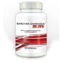 Garcinia Cambogia Burn review