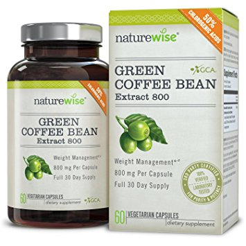 NatureWise Green Coffee Bean Extract review
