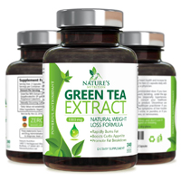 Nature's Nutrition Green Tea Extract Review
