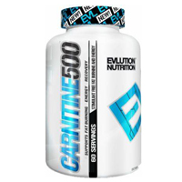 Evlution Nutrition Carnitine500 Review