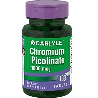 Carlyle Ultra Chromium Picolinate Review